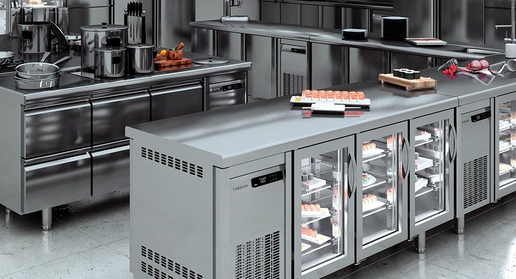 Холодильное оборудование для заведений общепита